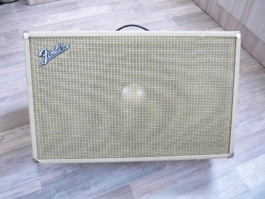 Fender reprobox, Made in USA
