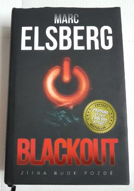 Blackout od Marc Elsberg - thriller